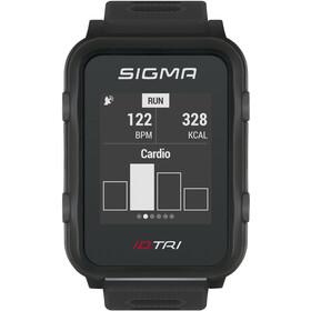SIGMA SPORT iD.TRI Multi-Sport Watch Set black